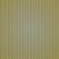 Fundo de textura de fibra de carbono ouro - ilustração vetorial vetor