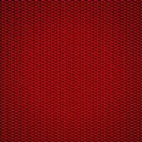 Testes padrões sem emenda do fundo vermelho da fibra do carbono. Ilustração vetorial vetor