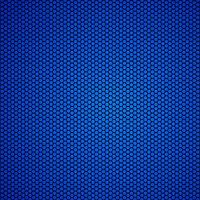 Fundo de textura de fibra de carbono azul - ilustração vetorial vetor