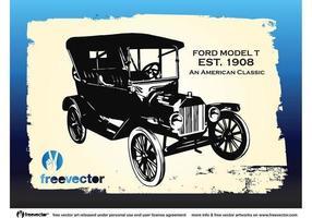 Ford Ford Carro vetor
