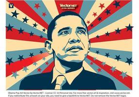 obama vetor