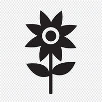 Flor, símbolo, sinal símbolo