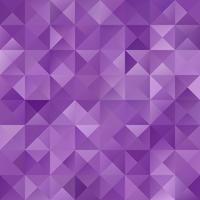 Fundo de mosaico de grade roxo, modelos de Design criativo vetor