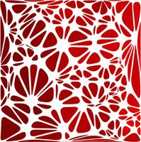 Estilo moderno vermelho, modelos de Design criativo