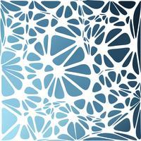 Estilo moderno azul, modelos de Design criativo