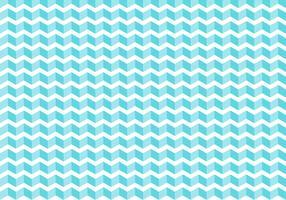 A viga azul abstrata telha o teste padrão no fundo e na textura brancos. ziguezague. vetor