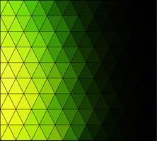 Quadrado verde grade quadrada fundo, modelos de Design criativo vetor