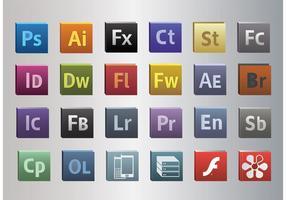 Vetores grátis do Adobe CS5