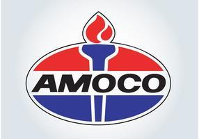 Logo da Amoco vetor