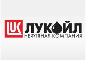 Logotipo da Lukoil vetor