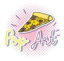 Desenho de arte pop
