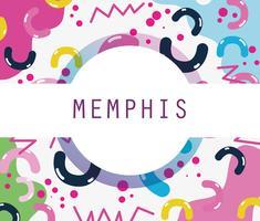 Modelo de Memphis e fundo