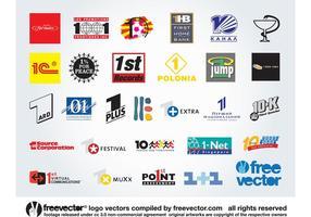Um logotipos vetor