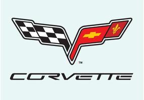 Corvette c6 vetor