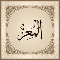 99 nomes de Allah com Significado e Explicação vetor