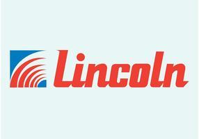 Logotipo do vetor Lincoln