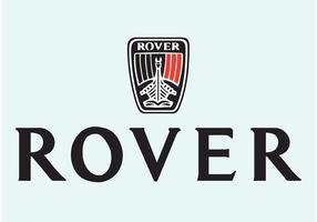 Logotipo do vetor rover