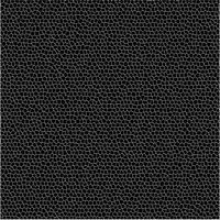 Textura de padrão de vetor de couro preto