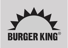 Logotipo do Burger King vetor