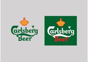 Logotipo de Carlsberg vetor