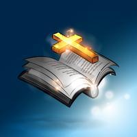 A Bíblia Mágica vetor