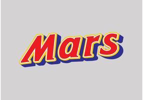 Marte vetor