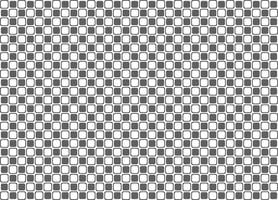 Fundo preto e branco quadrado abstrato do molde do projeto do teste padrão. ilustração vetorial eps10