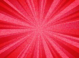 O sol abstrato estourou a cor coral viva do fundo do projeto da textura do teste padrão do círculo do ano 2019. Você pode usar para o cartaz de vendas, anúncio de promoção, arte do texto, design da capa.