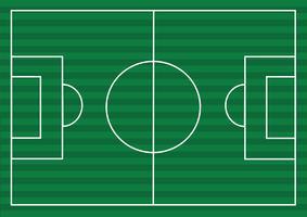Campo de futebol ou futebol campo de grama texturizada