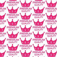 Padrão de fundo Premium Quality Icon