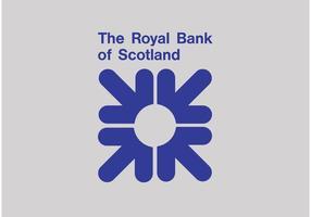Banco real da Escócia vetor