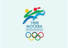 Jogos Mundiais da Juventude de 1998 vetor