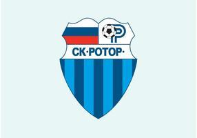 Volgograd do rotor do FC vetor