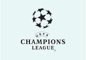 Liga dos Campeões UEFA vetor
