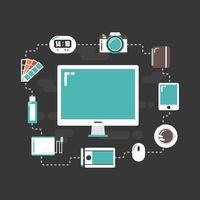 gadget designer gráfico