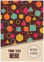 design retro flyer