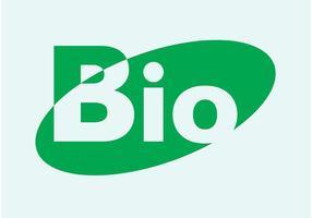 Rótulo bio vetor