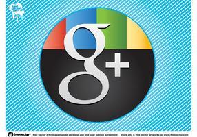 Vector do Google+