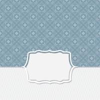 Cartão. Ele pode ser usado para convites para festa de aniversário, festa, evento. vetor