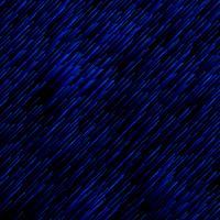 O lazer claro azul da tecnologia abstrata alinha diagonalmente o teste padrão no fundo escuro. vetor