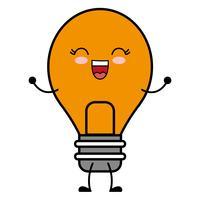 ícone de lâmpada vetor