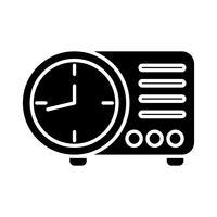 imagem do ícone de relógio vetor