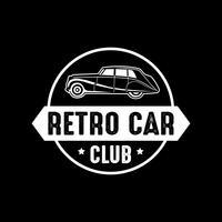 Emblema do carro e logotipo, bom para impressão