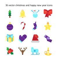 Feliz natal, ícones