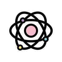 física órbita átomo química educação vetor