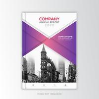 Relatório Anual Design Corporativo, Criativo vetor