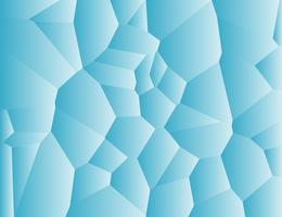 Fundo abstrato mosaico azul