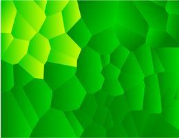 Fundo abstrato mosaico verde