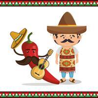 Cozinheiro mexicano