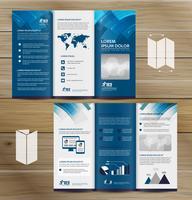 Brochura Tri-Fold